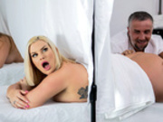 Behind The Curtain Featuring Julie Cash - Brazzers HD