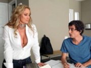 Busty Study Buddy with Eva Notty and Ricky Spanish - Lil Humpers HD
