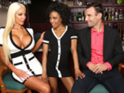 Escort For Two: Demi Sutra and Nicolette Shea (Reality Kings HD)