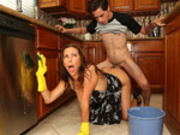 Stepmom Needs Every Drop of Cum - Alexis Fawx - Bangbros HD