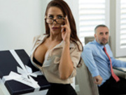 The Assistant's Affair Featuring Madison Ivy - Brazzers Exxtra HD