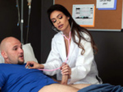 The Cure For Insomnia Starring Katana Kombat - Brazzers HD