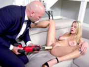 License to Drill Featuring Gabbie Carter - Bangbros HD