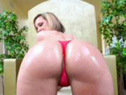 Jada Stevens in The Ass Queen Is Back! - Bangbros HD