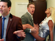 Behind Her Husband's Back with Brooklyn Blue and Danny D - Brazzers HD
