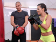 –� Lessons From the Champ Featuring Adriana Chechik - Brazzers Exxtra HD