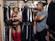 Walk All Over Me Featuring Brooklyn Chase (Brazzers HD)