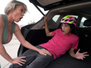 Road Rage Load Starring Dee Williams and Ricky Spanish - Lil Humpers HD