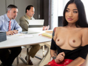 My Boss's Daughter Featuring Avery Black and Keiran Lee - Brazzers HD
