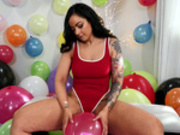 Balloons and Booty Party Starring Bad Kittyyy - Reality Kings HD
