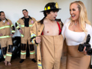 Red-Hot Calendar Shoot Starring Brandi Love - Brazzers HD