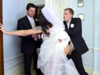 Simony Diamond's Big Butt Wedding Day