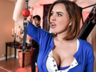 How To Train Your MILF Starring Krissy Lynn - Brazzers HD